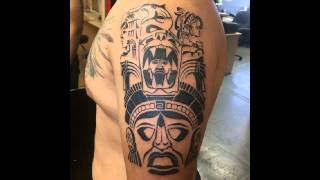 20 Amazing Mexican tattoos