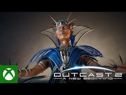 Outcast 2: A New Beginning официально анонсирована для Xbox Series X   S
