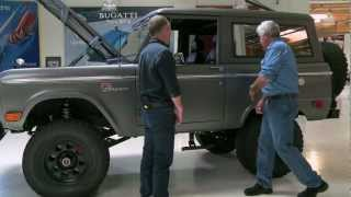1971 ICON Bronco Restomod - Jay Leno's Garage