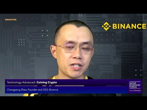 Binance CEO on Future of Crypto Exchanges