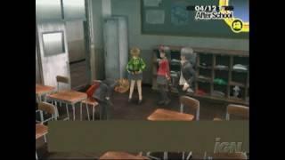 Shin Megami Tensei: Persona 4 PlayStation 2
