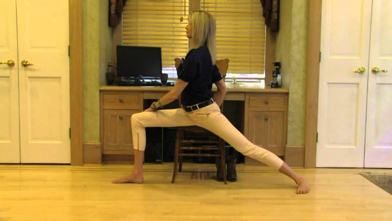 office chair yoga youtube wheel in pakistan your rethinkyoga