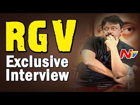 RGV and 100 Questions    Ram Gopal Varma, Vangaveeti    NTV