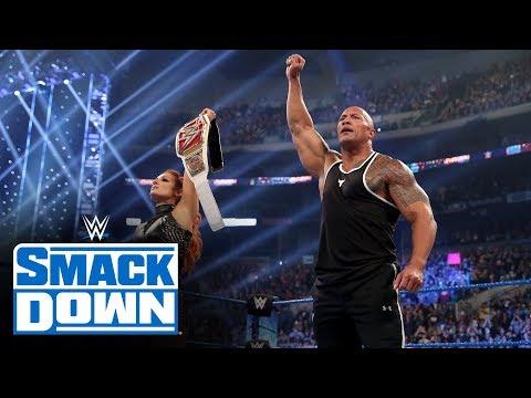 HINDI - The Rock ke return ne electrify kiya SmackDown ke premiere episode ko: Oct. 5, 2019
