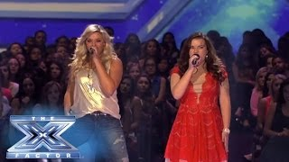 Yellow House Canyon Keeps It Country - THE X FACTOR USA 2013
