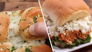 9 Easy And Delicious Sliders To Serve At Your Next Party • Tasty