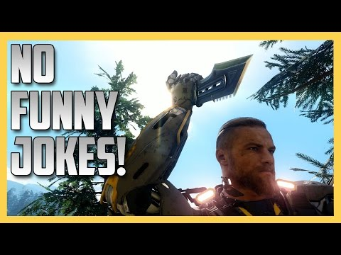 No Funny Jokes! Anti-Joke Competition in Black Ops 3 (An LOL Idol Episode)