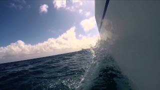 Isle Gabriel - Mauritius Catamaran Trip - GoPro HD