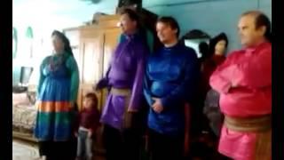 горловое пение семейские с Тарбагатай