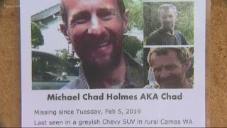 Camas family ramps up search for missing man