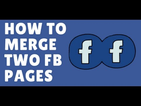 How to Merge Two Facebook Pages || OnlineTipsZone