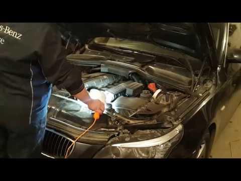 Ремонт двигателей в Волгограде.Замена вала Valvetronic BMW 5 E60 N52.Часть 1.
