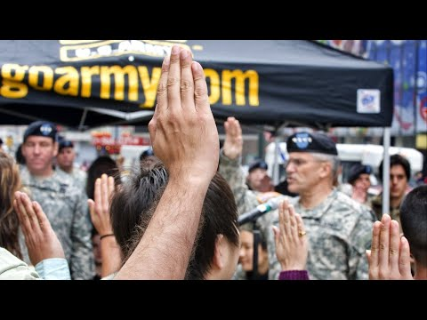Army canceling immigrant enlistment contracts