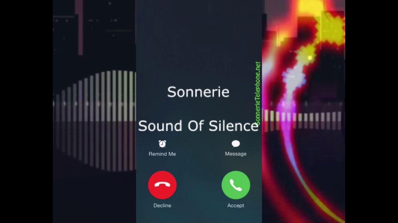 Telecharger Sonnerie Sound Of Silence Mp3 Gratuite Sur Sonnerietelephone Youtube