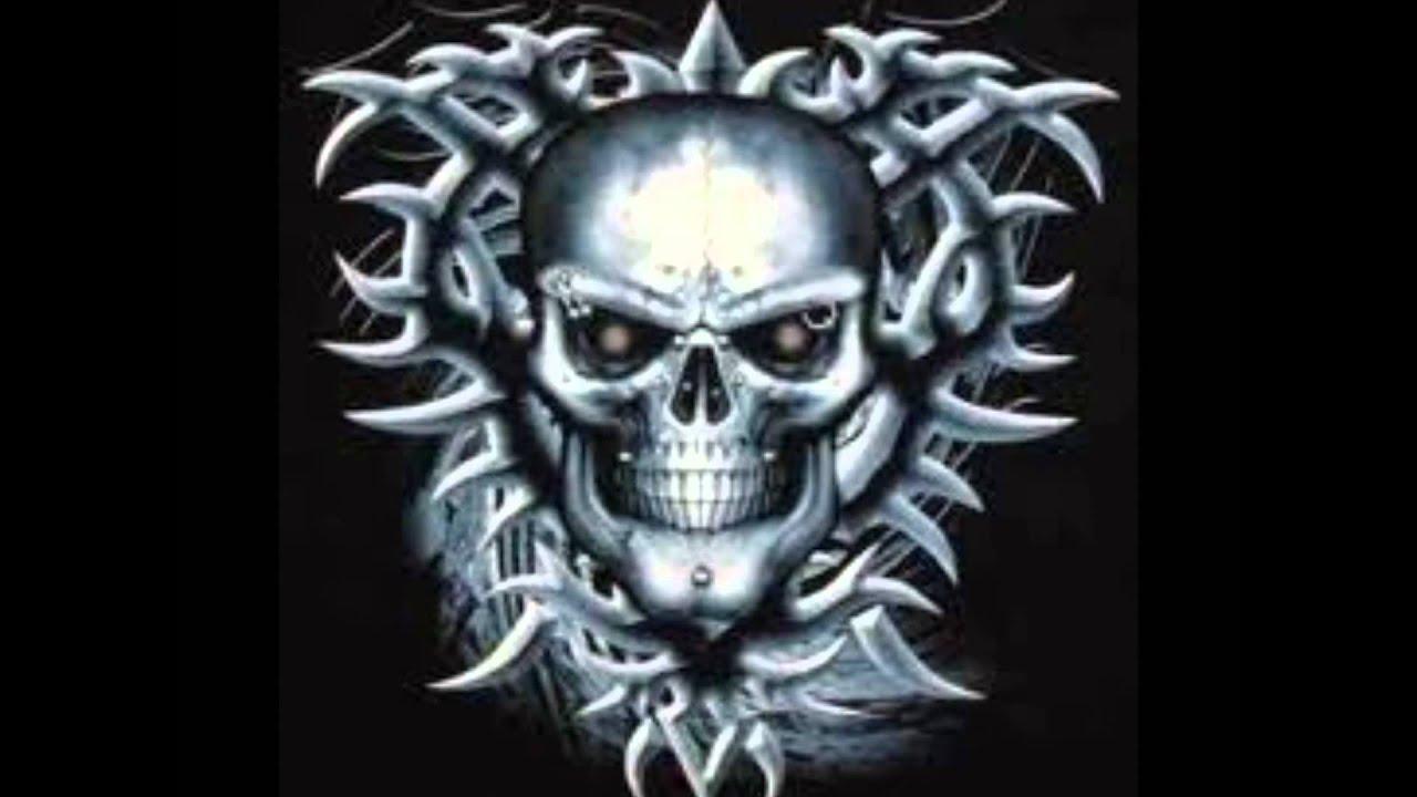 Tete de mort youtube - Image de tete de mort ...