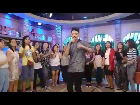 Darren Espanto Live on UKG (07-21-2017)
