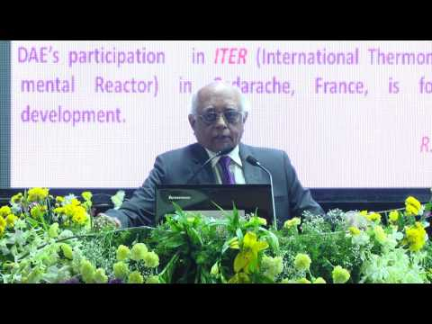 Dr  R  Chidambaram, Principle Scientific Adviser, GOI talk (Part 01)