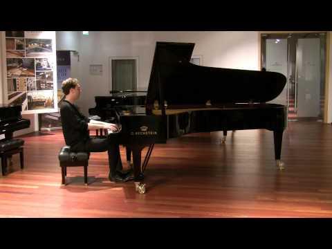 Claude Debussy - Claire De Lune - Benjamin Moser