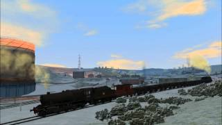 Loftus Mine to Skinningrove Ironworks for Railworks