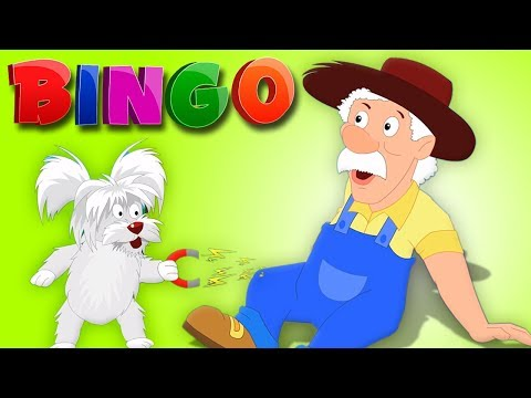 bingo le chien comptines chanson pour enfants bingo the dog song youtube. Black Bedroom Furniture Sets. Home Design Ideas