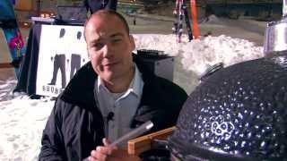 BBQ Brothers Winter Grillen: Der Kugelgrill Monolith & Weihnachtsente vom Grill