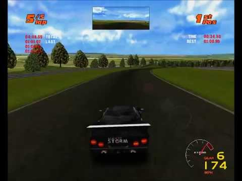 TOCA 2 - Lister Storm - Thruxton [PC; Windows 7]