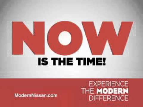 Modern Nissan Of Lake Norman NOW Sales Event