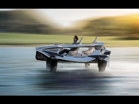 New Video: the flying Quadrofoil Q2S Electric Limited Edition in action