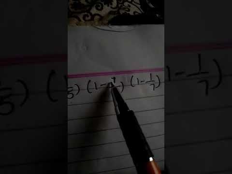 Fraction subtractction