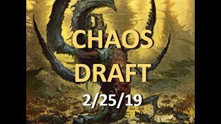 7 Days of Chaos #4: Going for the Infect Kill