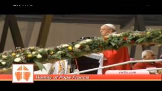 Homilía Papa Francisco Misa Santuario de los mártires de Namugongo