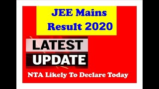 HOW CAN DEAL WITH JEE MAIN 2020 SEP RESULT EFFECT OF SET TOUGH PAPER