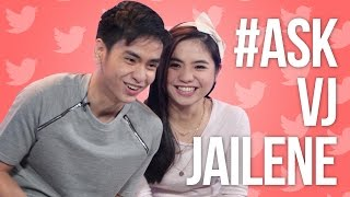 Question and Answer with VJ Jairus and VJ Sharlene | #AskVJJailene