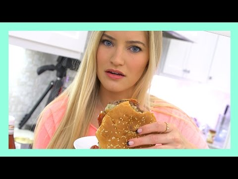 How To Make A Cheeseburger!