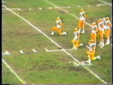 Clarkstown North vs.  Clarkstown South Football Game 1984