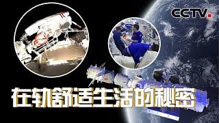 神舟十二号航天员乘组在轨飞行49天 是什么让航天员在轨生活如…