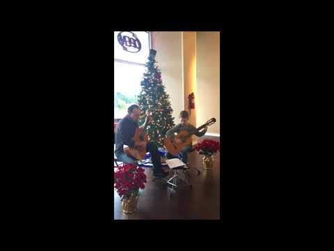 Amazing Talent at 6 Strings Music Academy  We Wish You A Merry Christmas