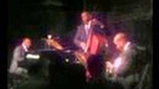 "Ron Carter Trio - ""The golden striker"""