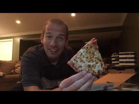 PAPA JOHN'S GLUTEN FREE CHEESE PIZZA REVIEW