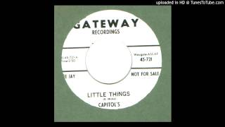 Capitols, The - Little Things - 1963