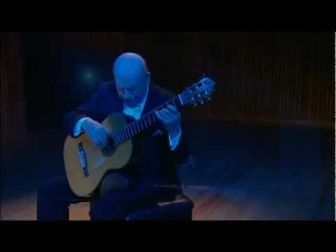 Julian Bream | Nocturnal: Passacaglia | Benjamin Britten