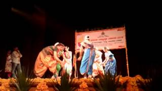 Mudal Kunigal Kere kannada folk song dance