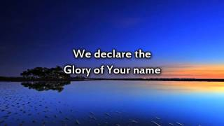 Hillsong - You Alone are God - Instrumental with lyrics