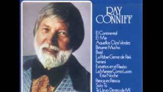 "RAY CONNIFF ""La pobre gente de Paris"""