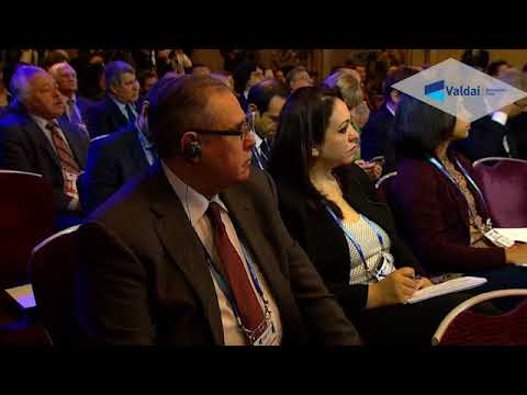 Valdai Club Middle East Conference. Session 1. Russia In The Middle East: A Paradox Of Perception