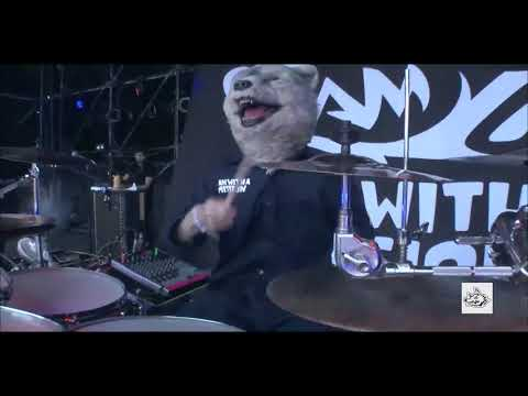 MAN WITH A MISSION - EVILS FALL (Live at MetRock 2014)