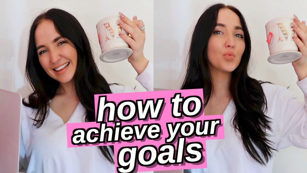 how to be productive and achieve your goals | how to have the best summer ever