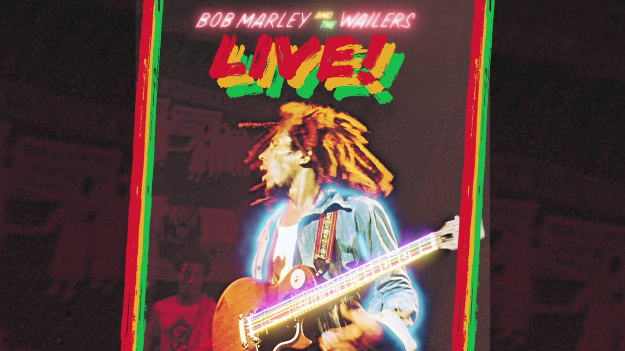 Bob marley and the wailers* live! At the lyceum   discogs.
