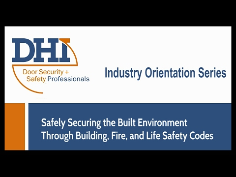 Safely Securing the Built Environment through Building, Fire, and Life Safety Codes