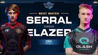 Grand Final: Serral vs Elazer ZvZ - WCS Challenger 2018 Season 3 – EU